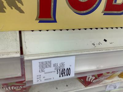 Repost: O Toblerone Gigante 16112007355