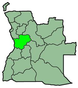Províncias de Angola