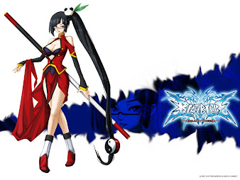 #24 BlazBlue Wallpaper