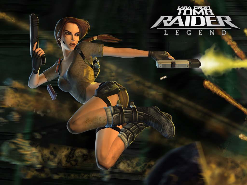 Tomb Raider HD & Widescreen Wallpaper 0.954794806481742