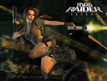#3 Tomb Raider Wallpaper
