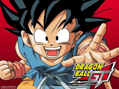 dragon ball gt gotenks. dragon ball gt goten. dragon