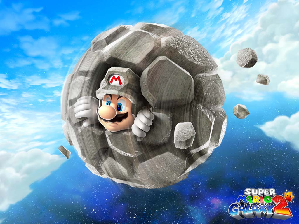 Super Mario HD & Widescreen Wallpaper 0.912602585082946