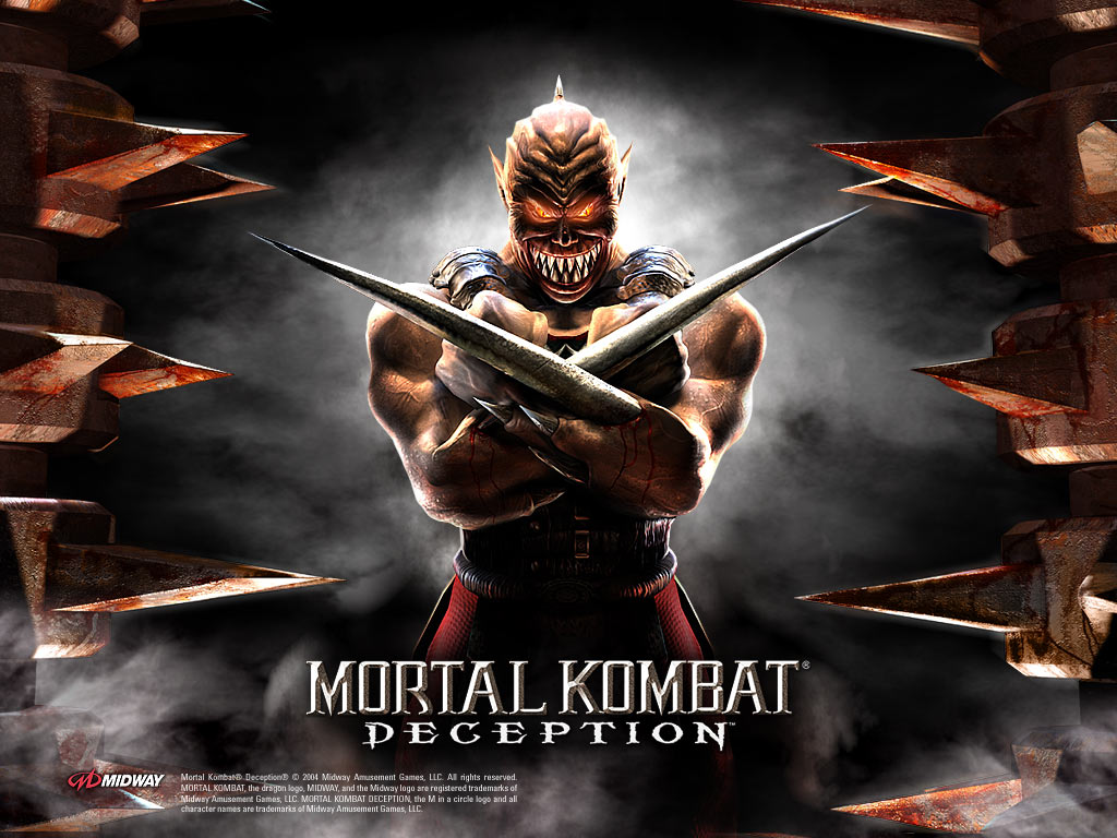Mortal kombat HD & Widescreen Wallpaper 0.0592722816117295