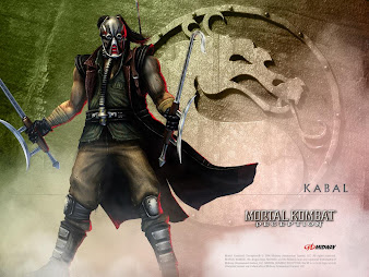 #37 Mortal Kombat Wallpaper