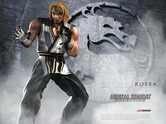#35 Mortal Kombat Wallpaper