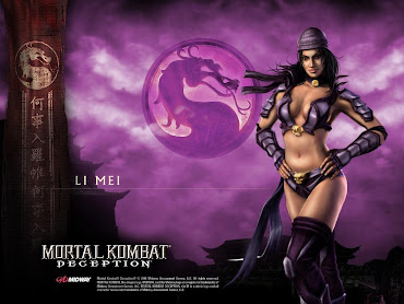 #34 Mortal Kombat Wallpaper