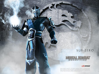 #29 Mortal Kombat Wallpaper