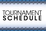 Daily Tournament Schedule