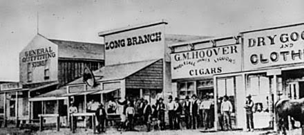 Dodge City, 1874