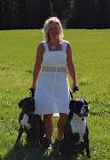 Mine hunder og meg