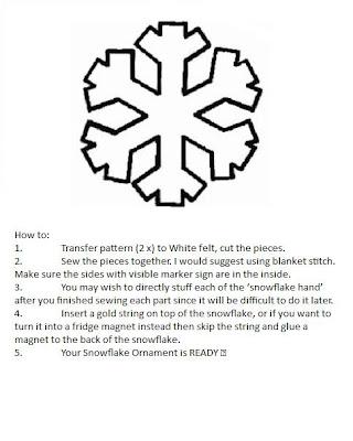 Chart girls legend of the snowflake poem printable snowflake templates