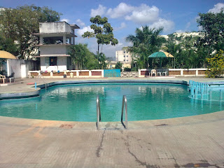 Tskworld Hilton Swimming Pool In Chrompet
