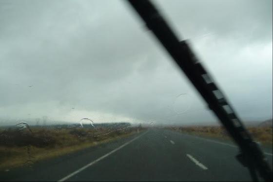 Aquí vamos con la Lluvia viajando ya hacia Tauranga