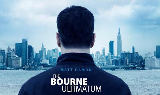 Así me sentía yo como Jason Bourne