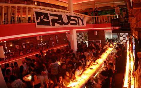 Nightclub en Bali, Indonesia