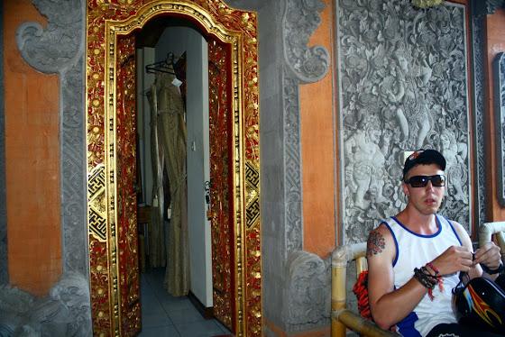 El templo-hostel