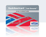 Bank of america credit cards login