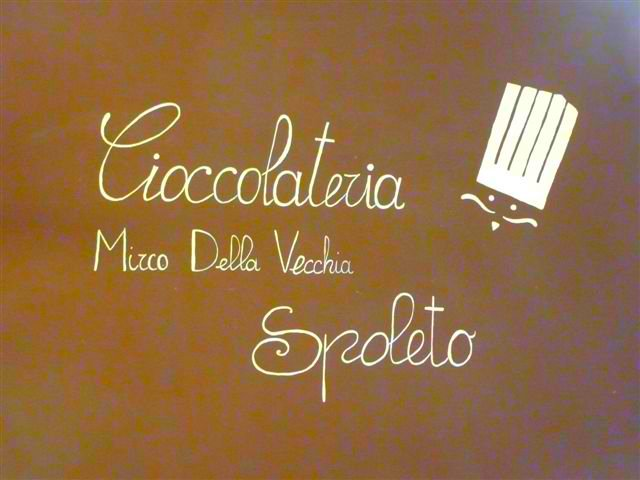 Cioccolateria Spoleto