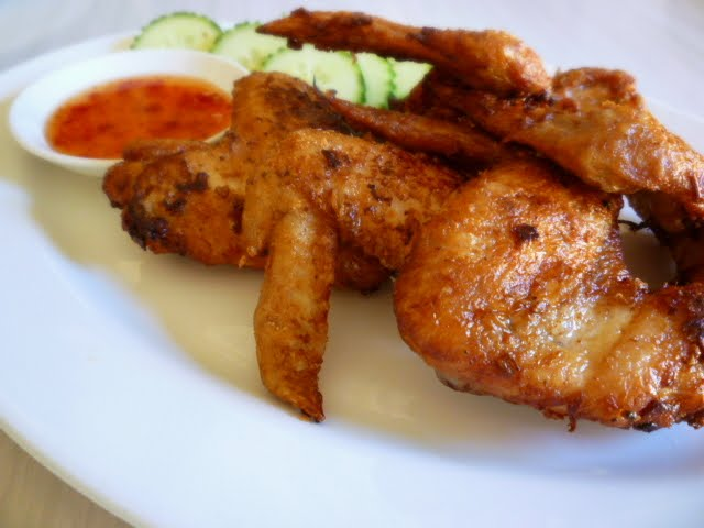 hungry tummies: Gai Thod ไก่ ทอด, Thai Fried Chicken