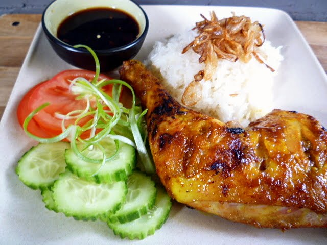 3 hungry tummies: Vietnamese Grilled Five Spice Chicken ...