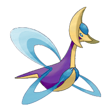 Shiny legendary pokemonPokemon Shiny Cresselia