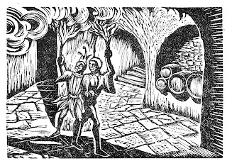 is there romanticism in the cask of amontillado Dark romanticism refers to a literary subgenre  dark romanticism and the black cat english literature essay print  in the cask of amontillado there is.