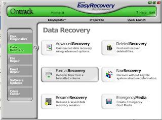 como reuperar dados de hd formatado