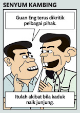 Guan Eng - Chin Peng zaman ini