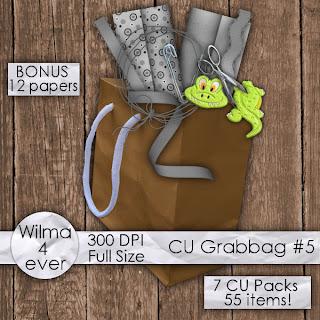 http://scrapzatheartbeatzcreationz.blogspot.com/2009/08/day-6-freebie-sampler-cu-bags-pack.html