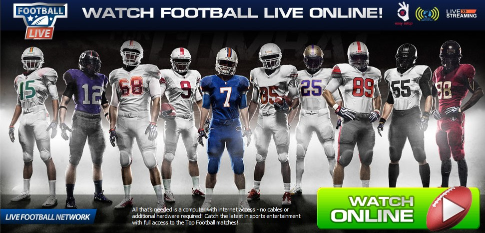 how to watch nfl games online week 1 nfl