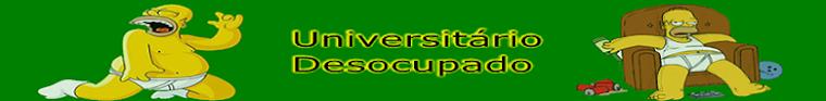 Universitário Desocupado