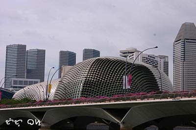 Esplanade Theaters singapore