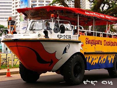 singapre duck tours