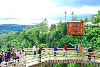 tagaytay cable car