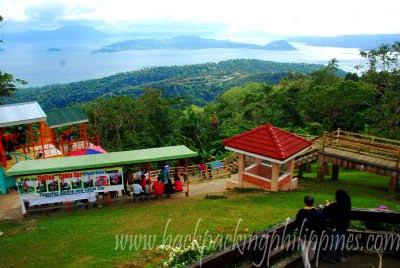tagaytay zipline picnic grove