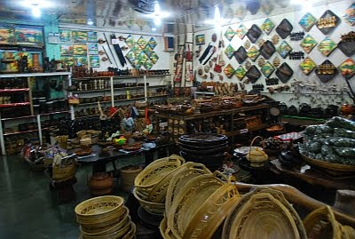 easter weaving room souvenirs and handicraft store baguio