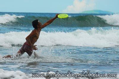 bagasbas ultimate frisbee
