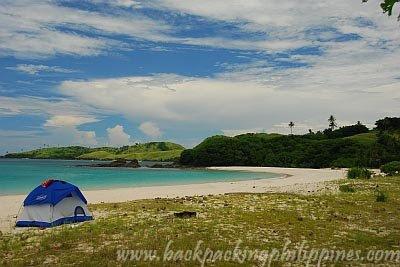 calaguas island camping
