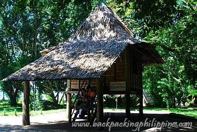 casa cuadrada rizal shrine dapitan