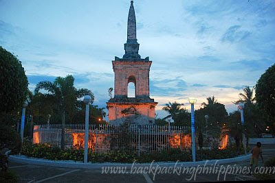 ferdinand magellan monument mactan shrine