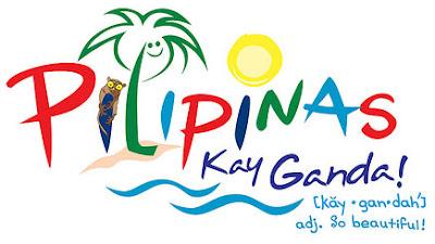 pilipinas kay ganda logo philippine tourim DOT