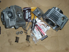 Ready to use, All New 190cc Bore Up Kit Incl all parts, for Yamaha Mio