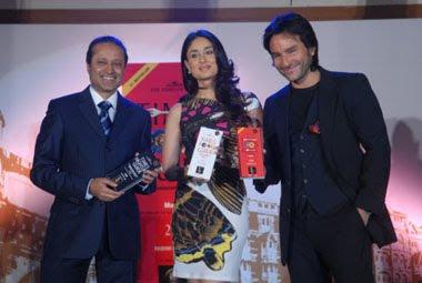 Saif Ali Khan at The Times Food and Nightlife Awards