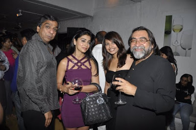 Shriya Saran at Brio & Basso Wine Launch