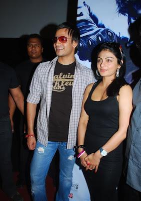 Neeru Bajwa at Prince Movie Press Meet