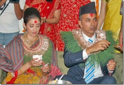 Manisha Koirala's Wedding Photos