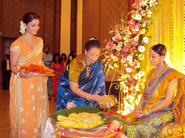Aishwarya Rai Baby Shower