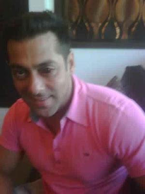 Salman Khan eye blood clot