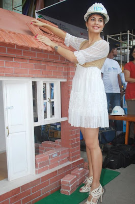 Jacqueline Fernandez at Women India Builds Campaign